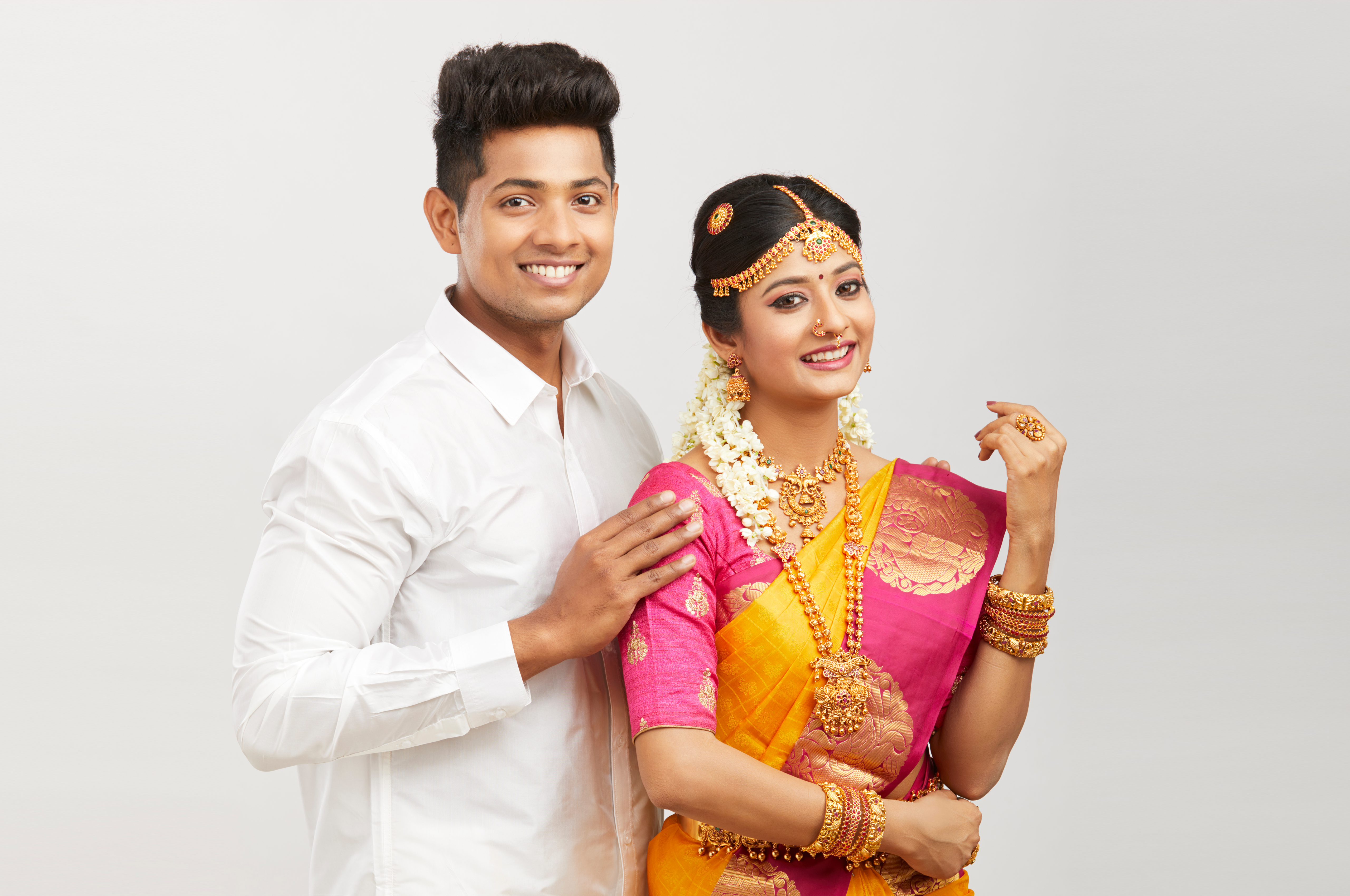 Tamil Brides and Tamil Grooms